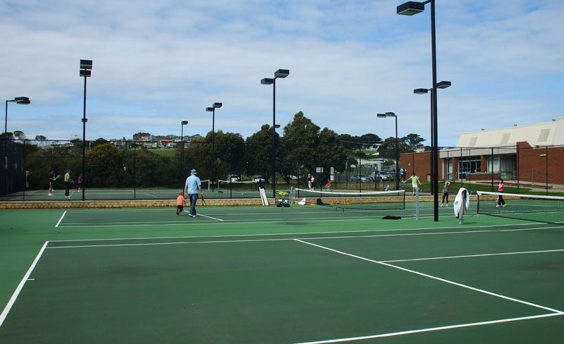 Westernport Tennis Club forsocial and healthy competition