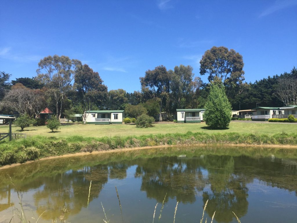 Anchorage Park and general store is centrally located in Phillip Island to everything you would want to see and do.