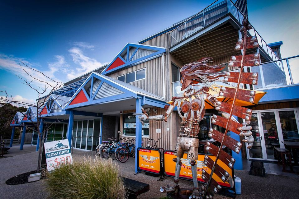 Phillip Island YHA is located at the gateway of the beautiful Phillip Island