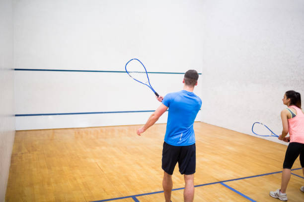 Join us for social squash for fun and fitness in Phillip Island